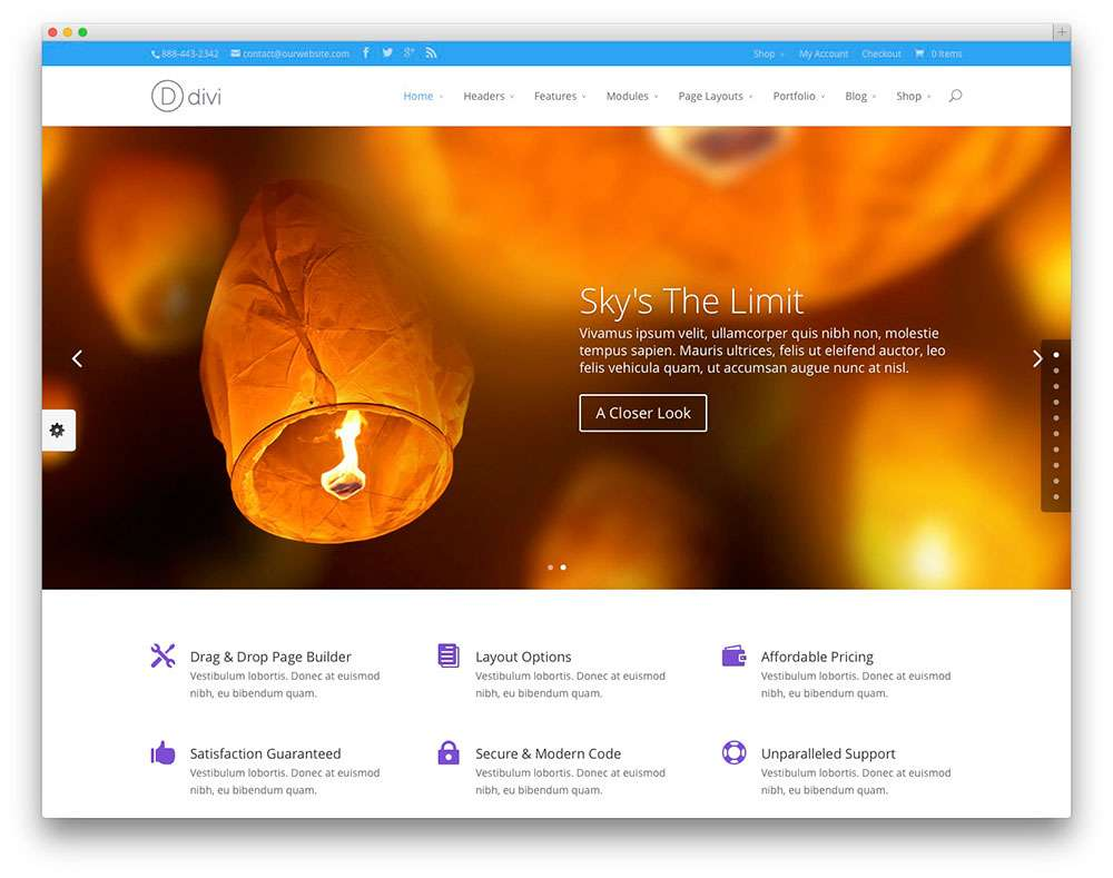 Шаблоны WordPress для архитекторов и ландшафтных дизайнеров1
