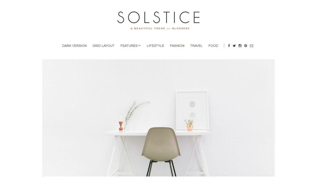 лучшие минималистские темы WordPress для бизнеса и блогов 04