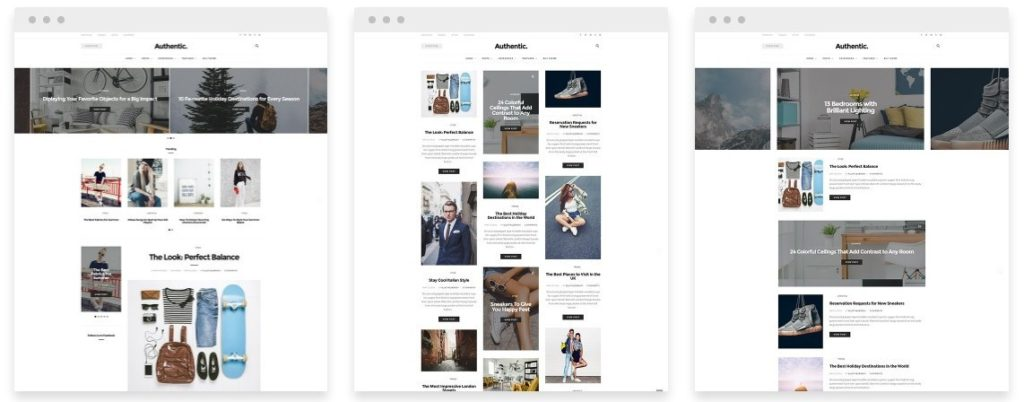 лучшие минималистские темы WordPress для бизнеса и блогов 2 05
