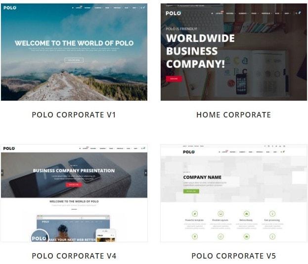 премиум WordPress шаблоны для бизнеса и журнала 04