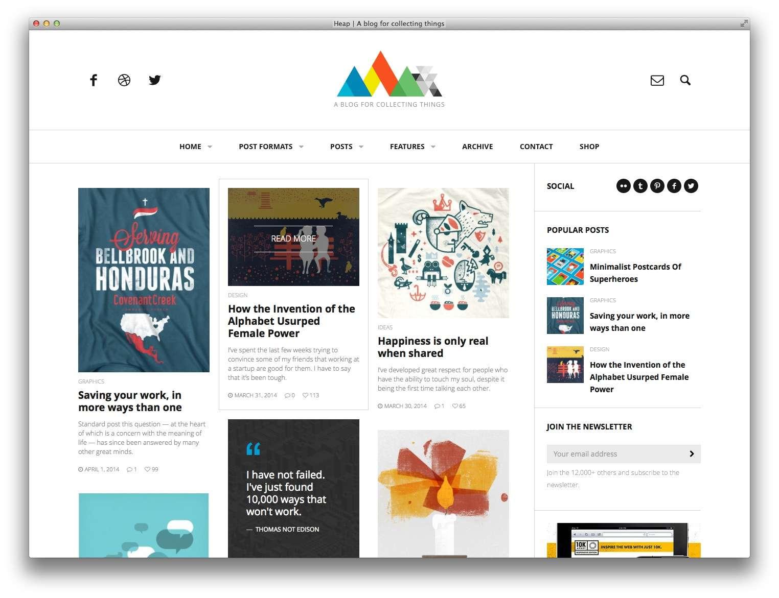 Премиум WordPress шаблоны для бизнеса и журнала