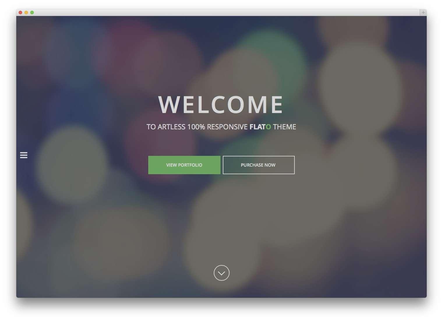 Шаблоны WordPress для портфолио 201514