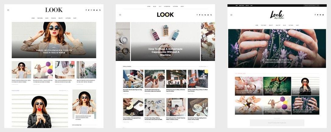 Скачать шаблоны WordPress с премиум дизайном и функциями