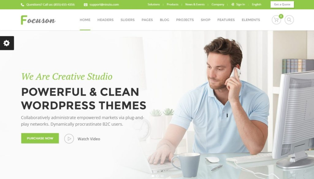 SEO темы на WordPress