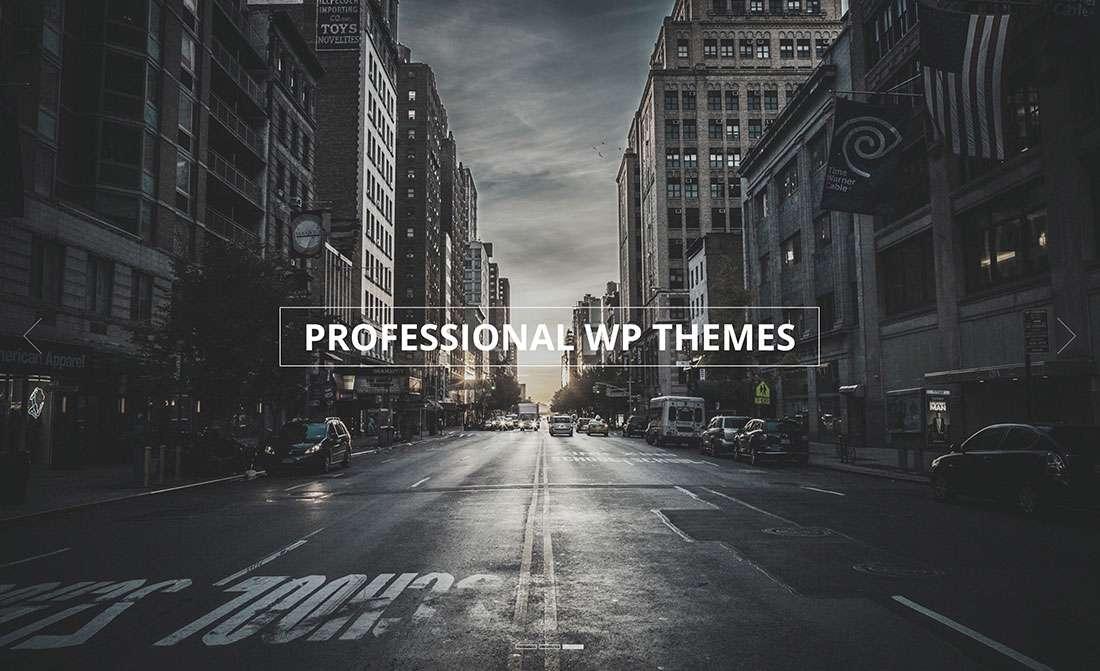 Профессиональные корпоративные темы на WordPress