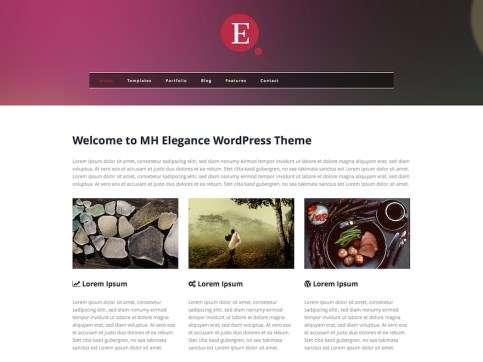скачать бесплатно тему WordPress