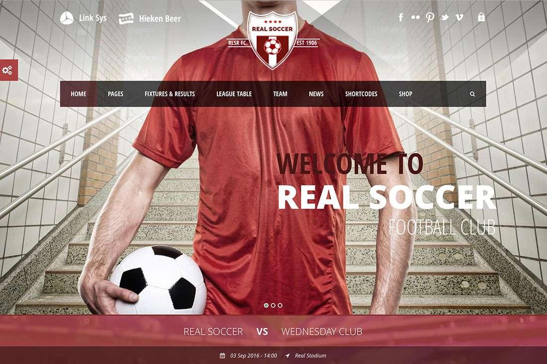 Спортивные сайты на WordPress 2015 – Шаблоны Вордпресс для спортивных команд, фитнес-клубов и спортзалов