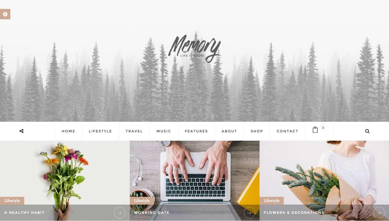 WordPress темы для  женского блога