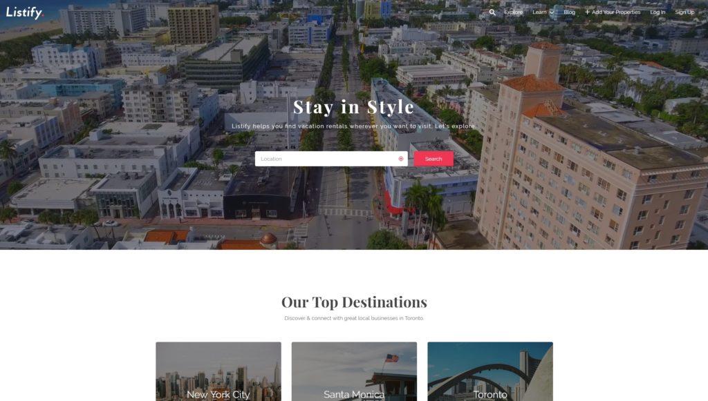 русские шаблоны WordPress для недвижимости для сайтов с каталогом и онлайн-оплатой 07