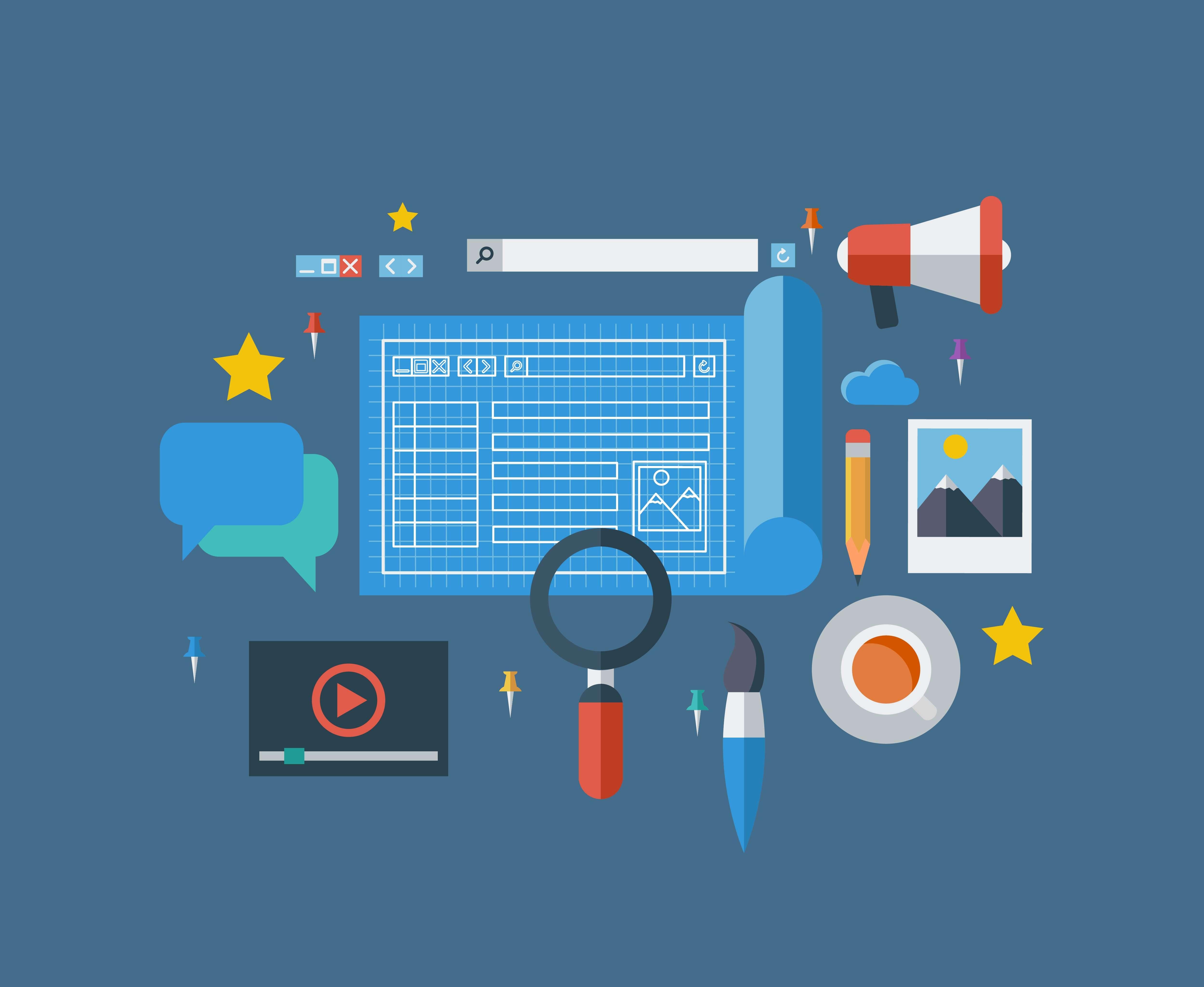 Как сделать собственный веб-сайт? Продажа ссылок