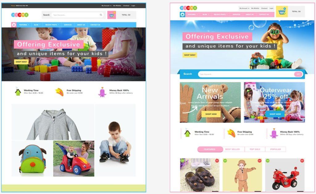 премиум темы для WooCommerce WordPress на русском 14