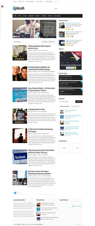 Темы WordPress, чтобы заработать на кликах в Интернете