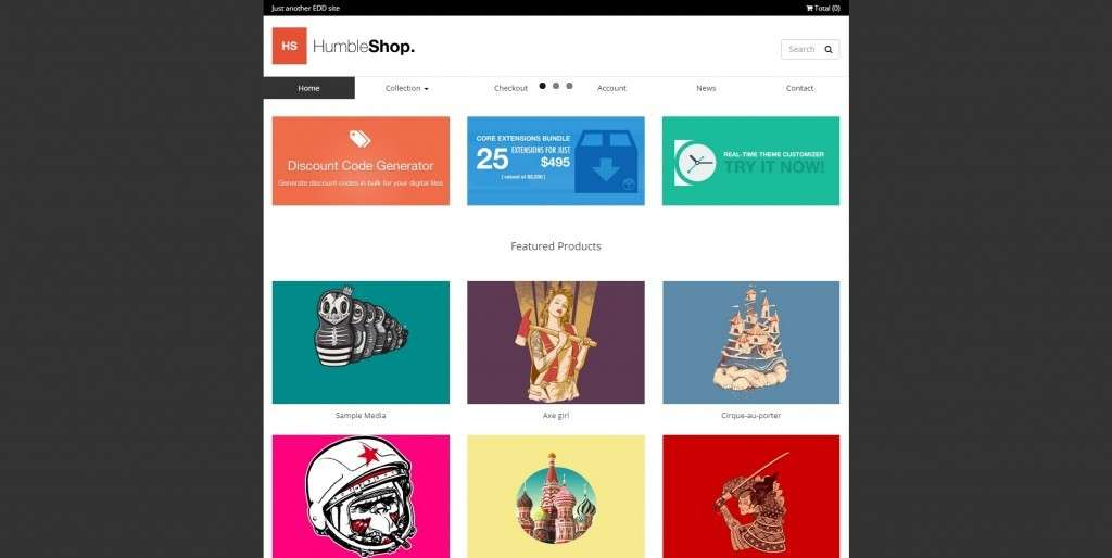 Лучшие темы WordPress для продажи цифровых продуктов