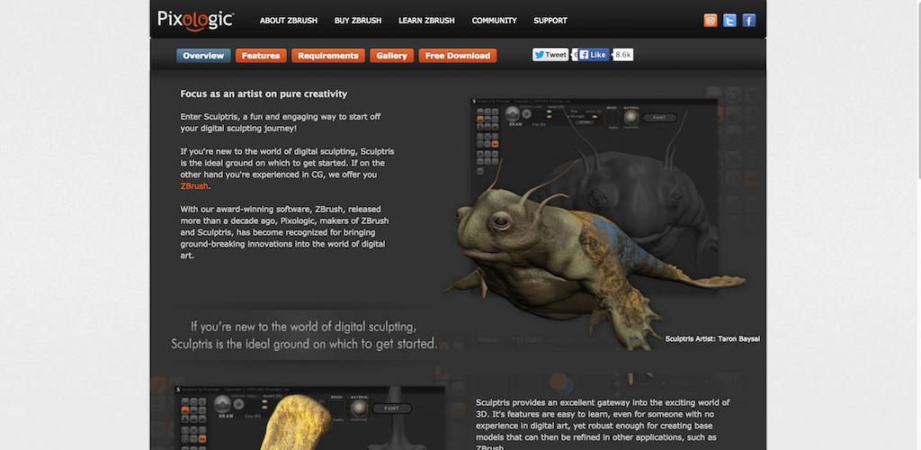 Лучшие 3D редакторы для дизайнеров