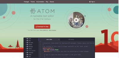 Редакторы кода для веб дизайнера 2017