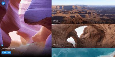 Шаблоны WordPress в стиле Material Design ТОП 10