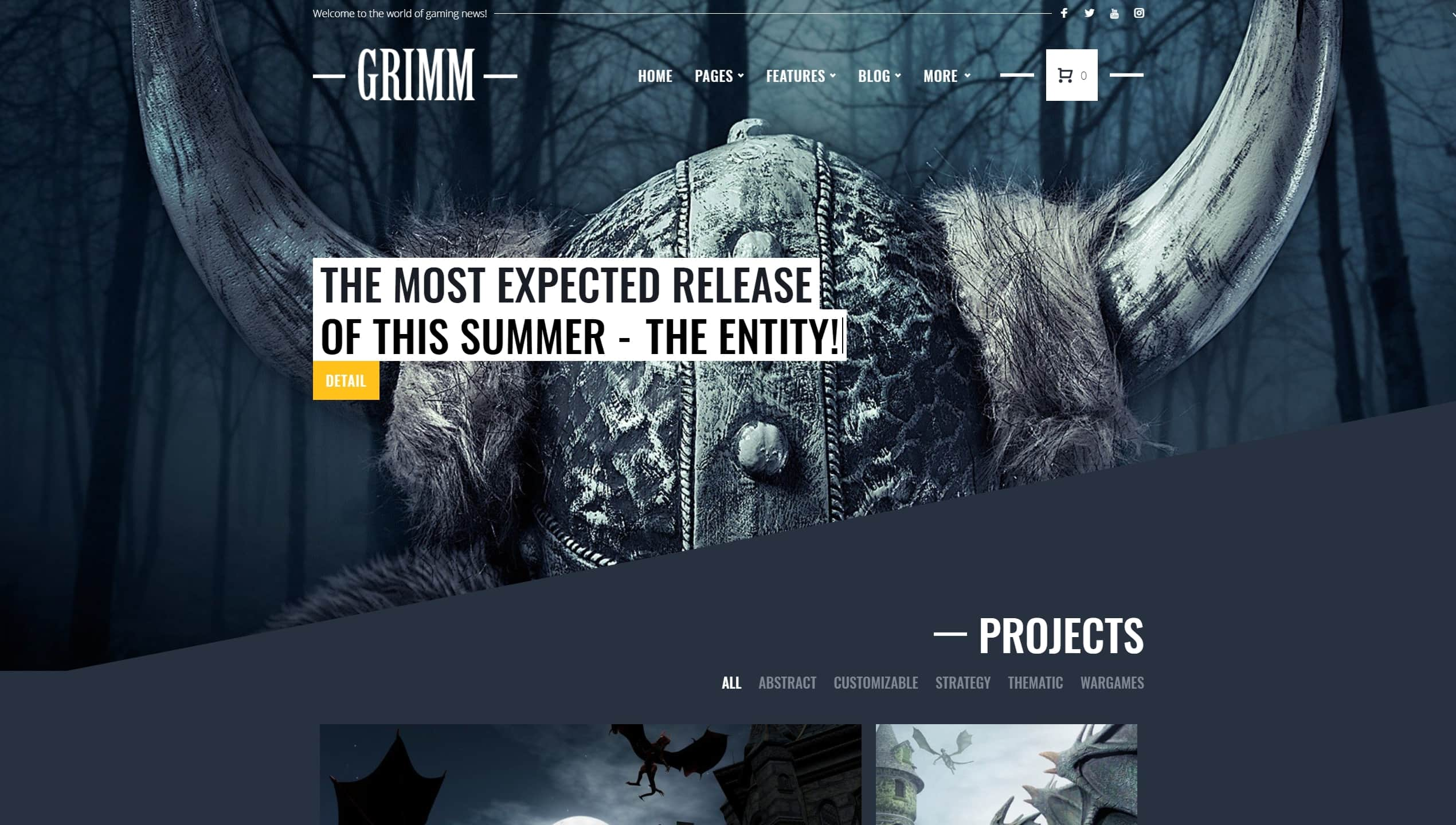игровой сайт геймера