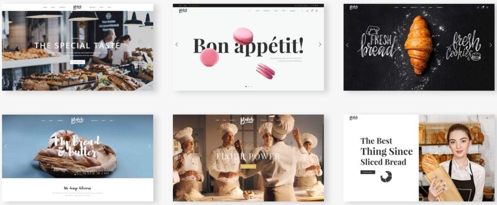 лучшие WordPress шаблоны для ресторана, кафе и бара с меню и доставкой 06