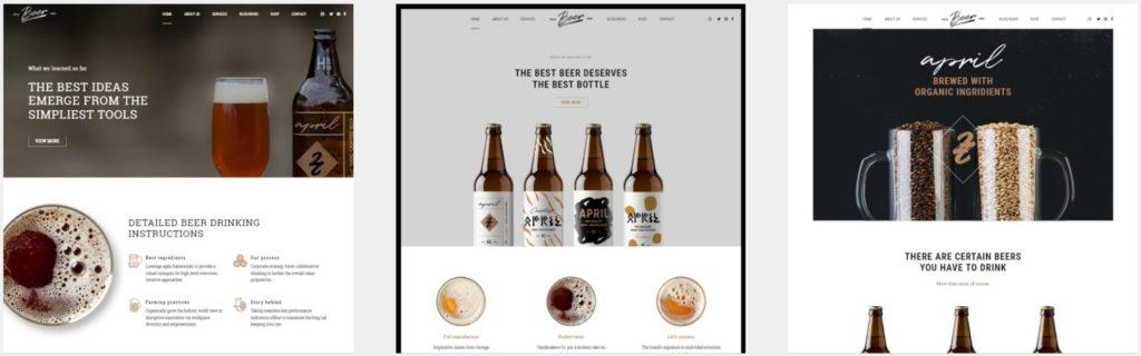 лучшие WordPress шаблоны для ресторана, кафе и бара с меню и доставкой 12