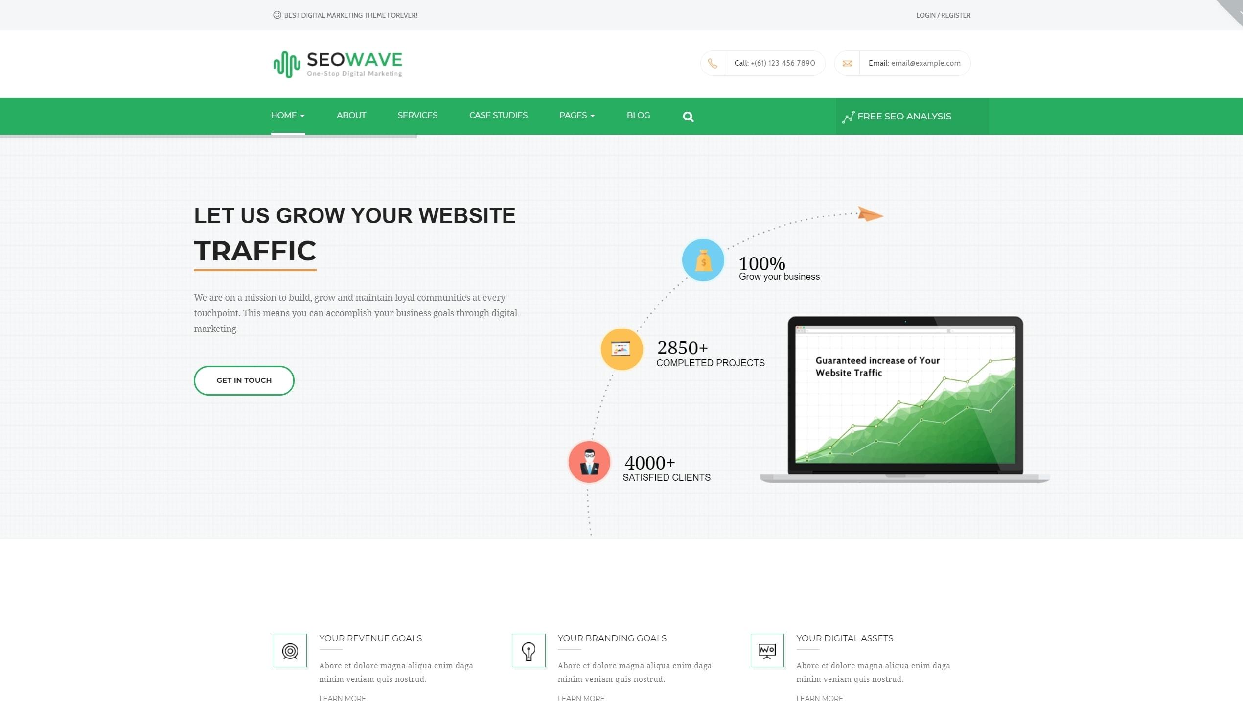 Минимализм шаблоны WordPress – Красивые сайты в стиле минимализм