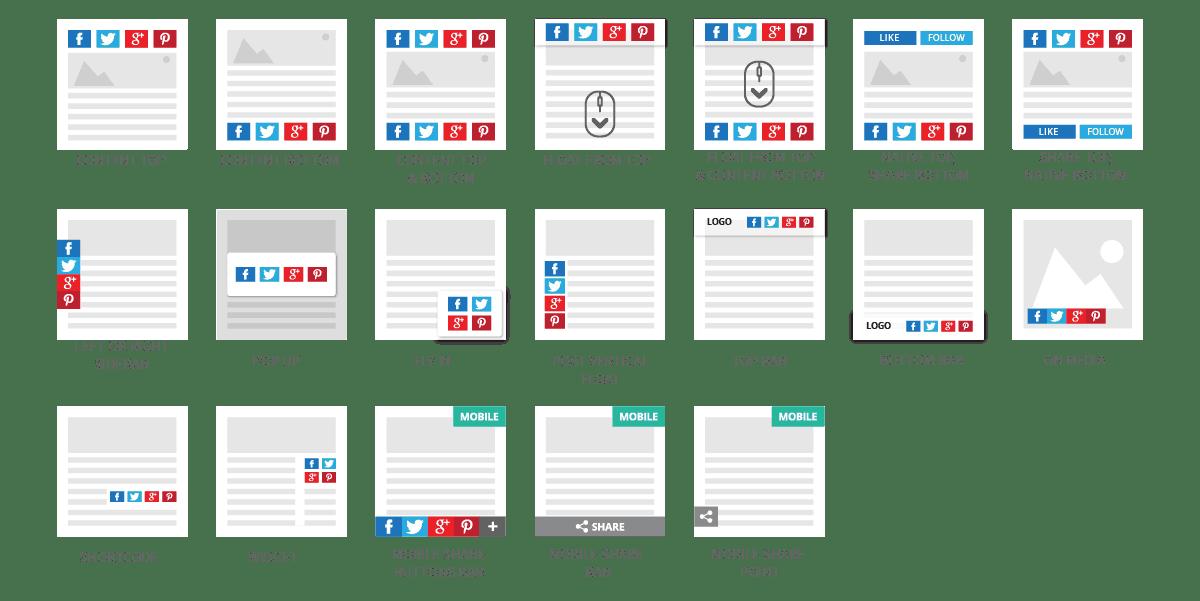 Премиум социальный плагин WordPress