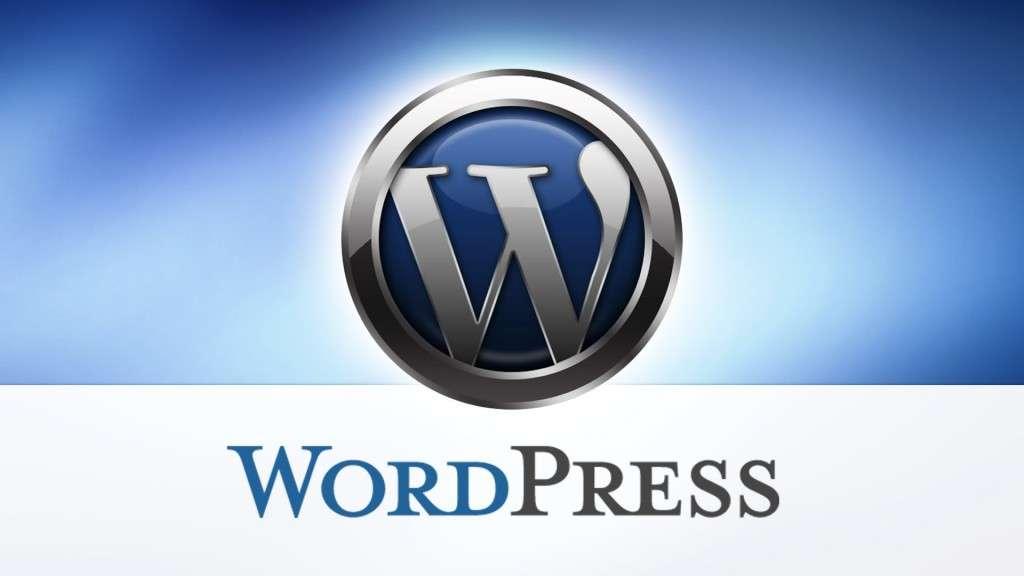 запуск сайта на WordPress