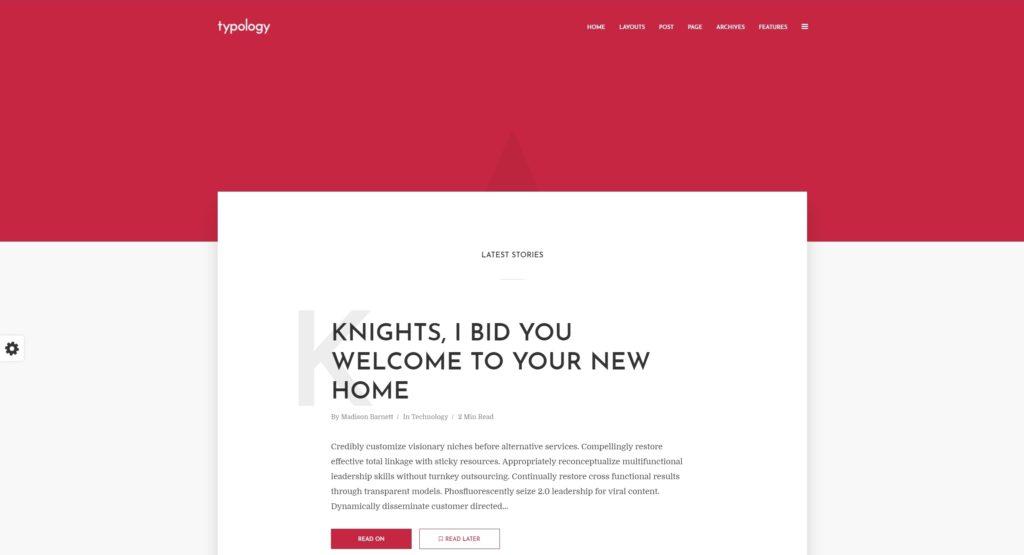 как и где купить лучший адаптивный новостной шаблон WordPress 20