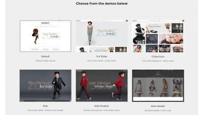 Новые WordPress Woocommerce Themes 2016