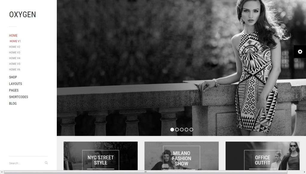 самый лучший шаблон интернет магазина WordPress 2016