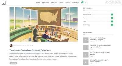 Шаблоны WordPress купить и не тужить в 2016+