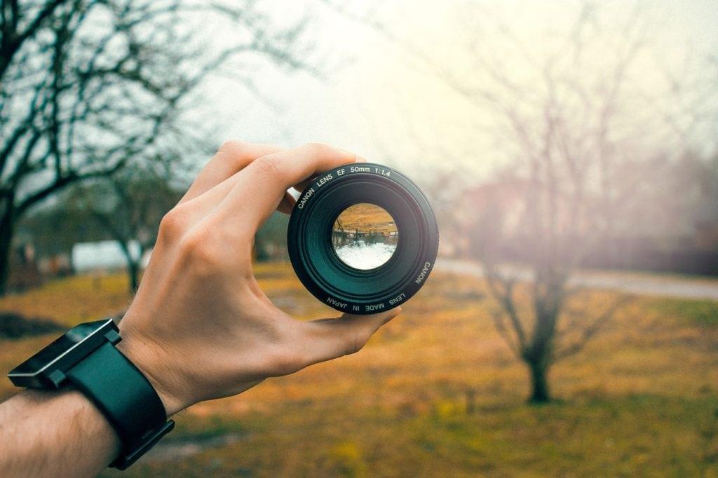 шаблон сайта фотографа с красивой галереей, портфолио и блогом для начинающих и профессионалов 01