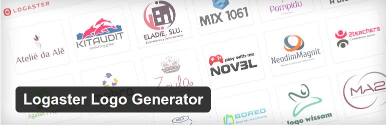 Logaster Logo Generator