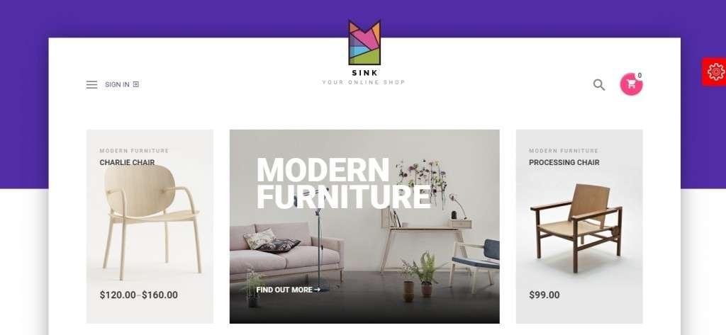 Купить шаблон интернет магазина Woocommerce