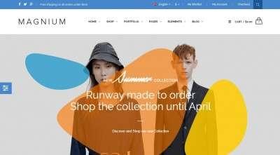 Купить шаблон интернет магазина WooCommerce 2016
