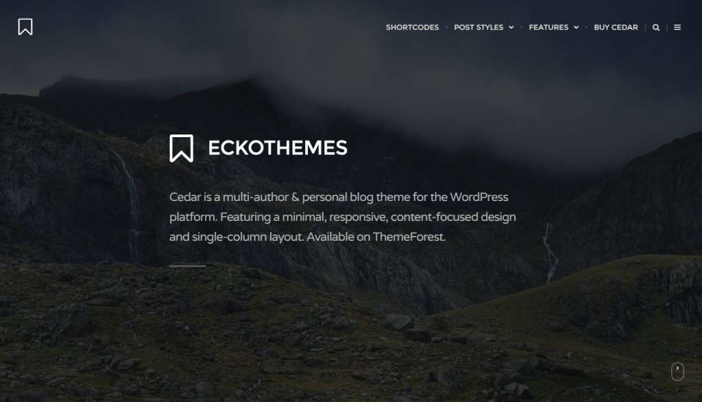 10 русских WordPress premium themes