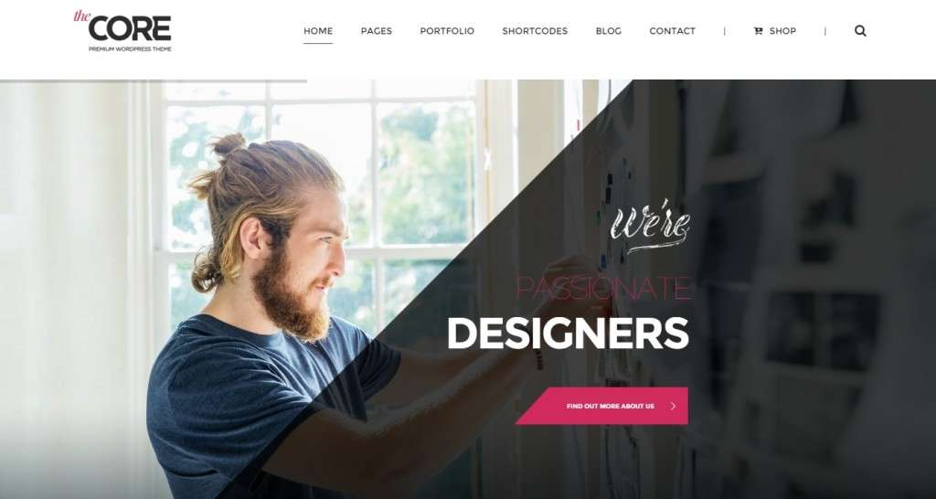 WP Themes - 10 качественных шаблонов WordPress 2016 6