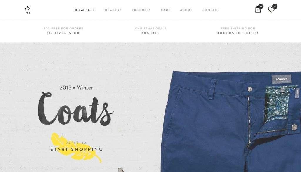 WP Themes - 10 качественных шаблонов WordPress 2016 7