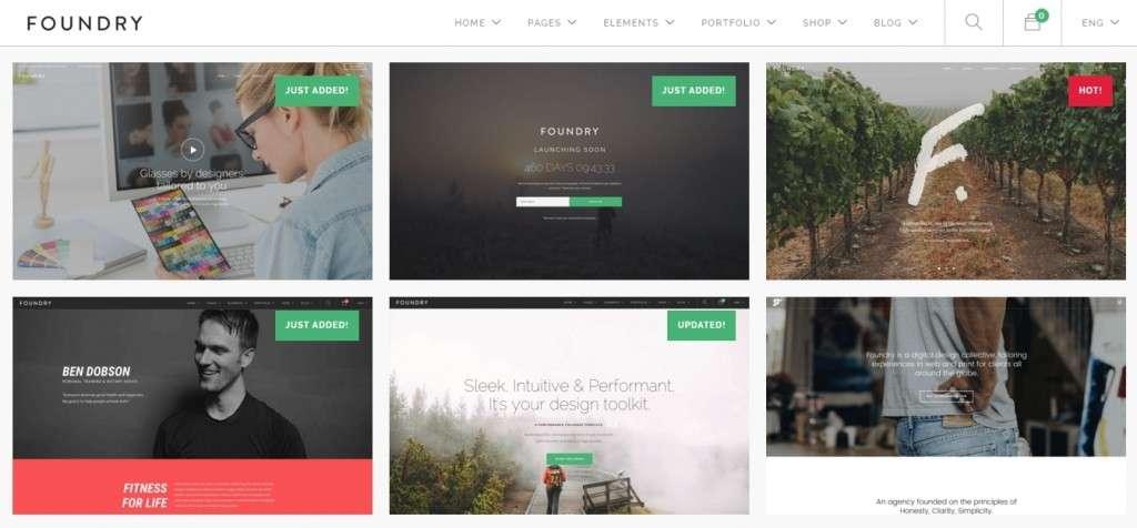 лучшие Bootstrap шаблоны WordPress 2016 4