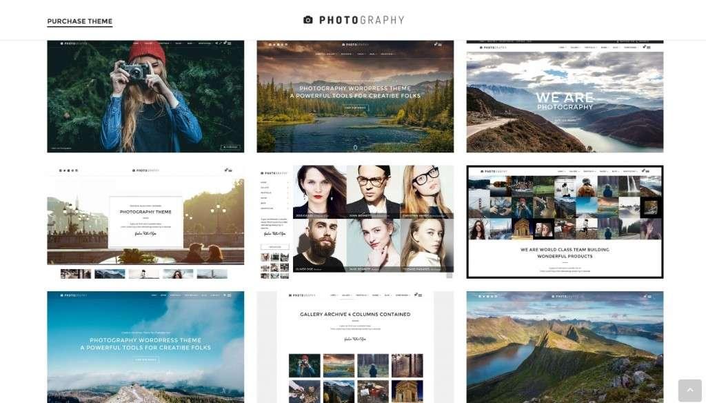Крутые WordPress шаблоны сайта