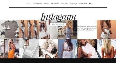 WordPress Instagram шаблоны и плагины