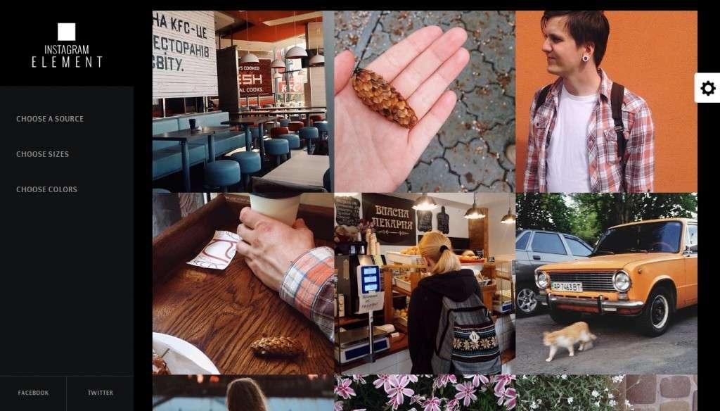 красивые WordPress Instagram шаблоны и плагины 2016