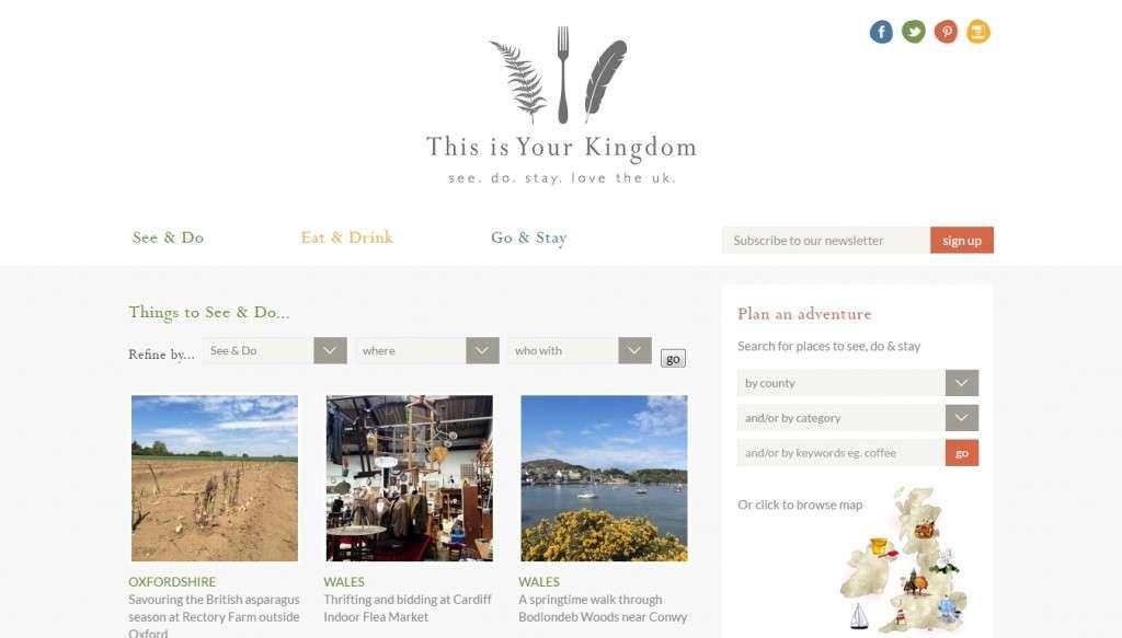 10 лучших сайтов на WordPress с потрясающим дизайном – Подборка редакции InBenefit 5