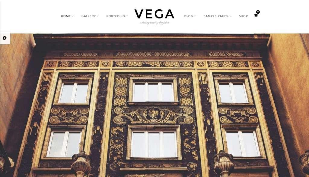красивые премиум WordPress шаблоны сайта для музея и галереи 2016