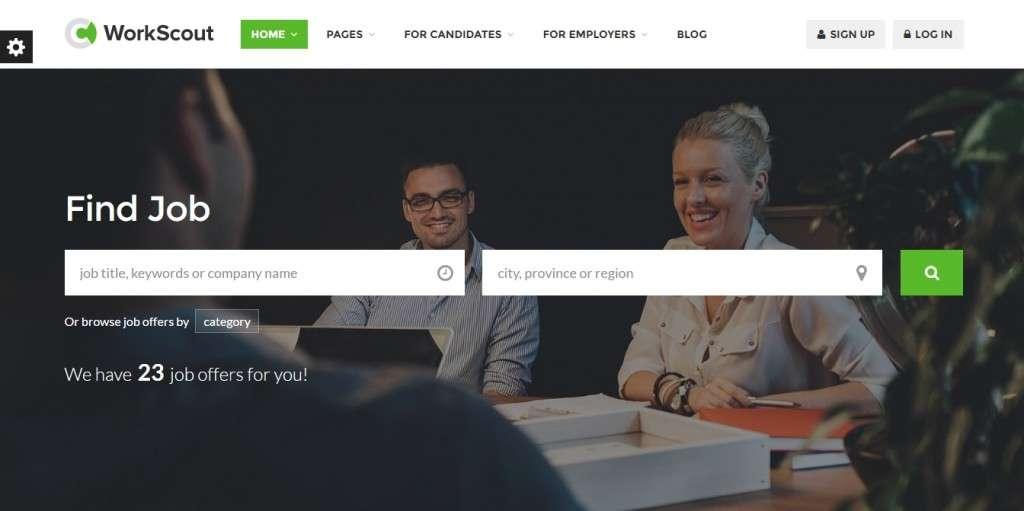 WordPress шаблоны сайта каталога и директории 2016 – Подборка редакции Inbenefit