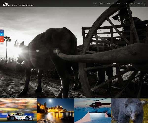 Успешные сайты WordPress - 15 лучших на базе шаблона Divi