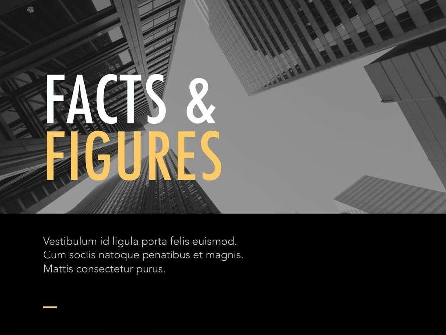 великолепные Keynote шаблоны с премиум дизайном 2016