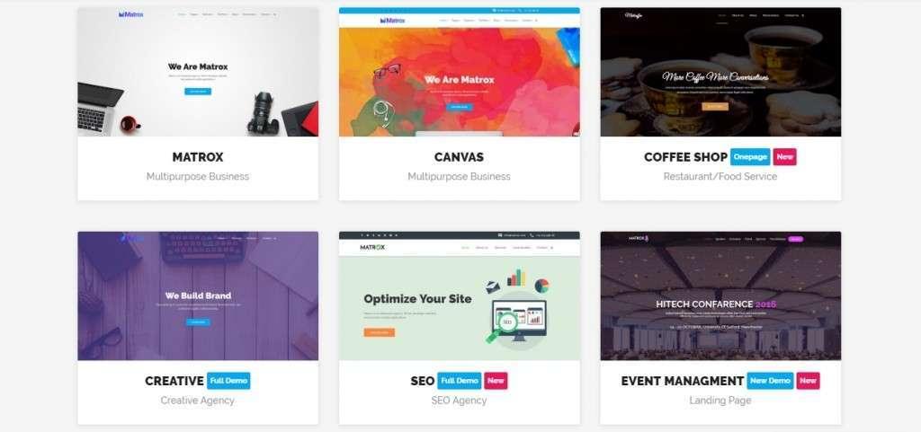 великолепные HTML шаблоны сайтов
