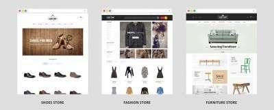 Платные шаблоны OpenCart с премиум дизайном и функциями для успешной торговли