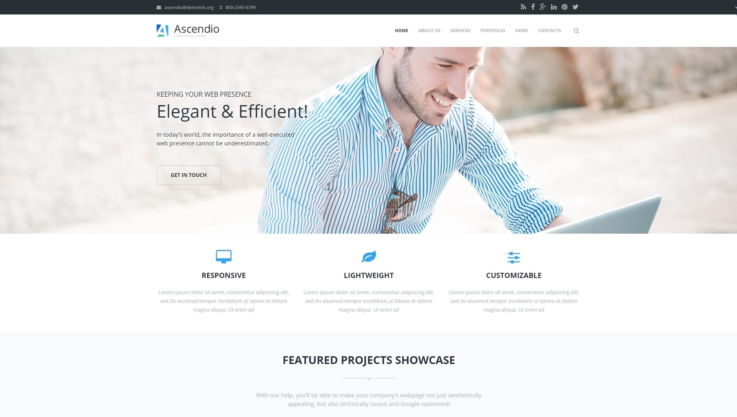 Платные шаблоны для Drupal – Лучшие темы для Drupal 8 и 7
