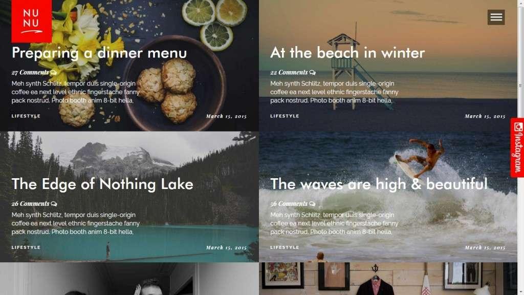 потрясающие HTML шаблоны сайтов